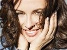 Dana Morávková v nové kosmetické kampani