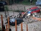 Povodně v bulharské Varně mají na svědomí už deset lidských životů (19. června...