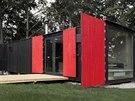 Weekendbox s plochou 36 metr� �tvere�n�ch roz���� mo�nost pobytu v p��rod�....