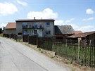 Bohoušova chalupa. Dům s číslem popisným 107, nejslavnější stavení Višňové....