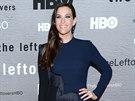 Liv Tylerová na premiéře nové řady seriálu HBO The Leftovers (New York, 23....