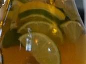 Citronáda s mátou