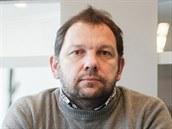 Finanční analytik Michal Šnobr