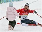 2006. Kateřina Neumannová zvítězila v posledním olympijském závodě své...