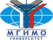 Logo moskevského institutu MGIMO