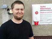 Soutěž Najdi Turbo Internet - Jan Brabec