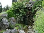 Mohlo by se zdát, že řadu partií vymodelovala v monumentálnímalpínu příroda,...