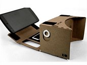 Cardboard VR, hračička pro hračičky