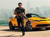 Záběr z filmu Transformers: Zánik