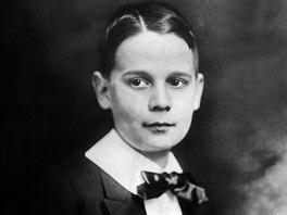 Maxmilián na snímku z roku 1912.