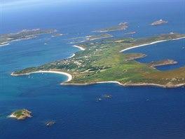 Ostrov Tresco, Scilly Isles
