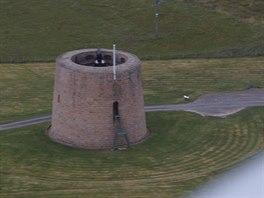 V� Martello � sou��st britsk�ho opevn�n� Scapa Flow z 19. stolet�.