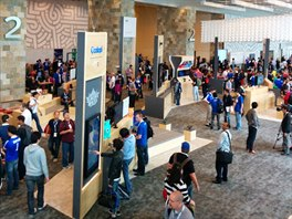 Vývojáři na konferenci Google I/O