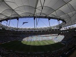Stadion v Salvadoru