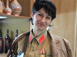 Stalin je stále v kurzu. Dokonce tu vyrábějí jeho víno.