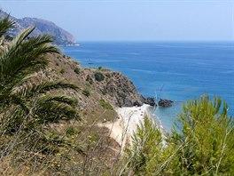 Pob�e�� Costa Tropical nedaleko Almuñ�caru