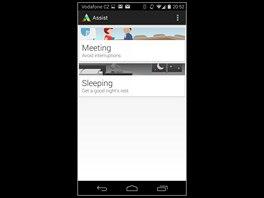 Displej smartphonu Motorola Moto E