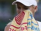 KONEC. Dánská tenistka Caroline Wozniacká vypadla z Wimbledonu po porážce od...