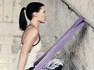 Gábina Partyšová se začíná angažovat ve světě sportu a pohybu.