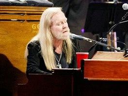 Gregg Allman při koncertě