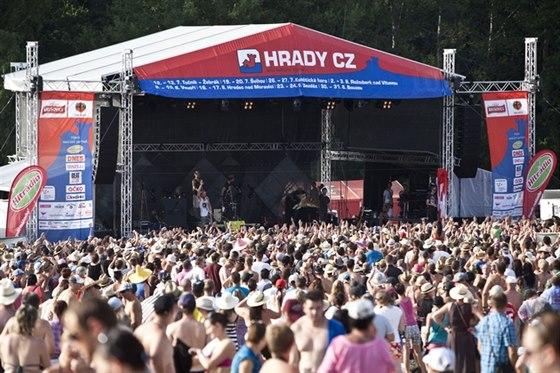 Hudebn� festival Hrady CZ startuje na To�n�ku svou 10. letn� �tour�
