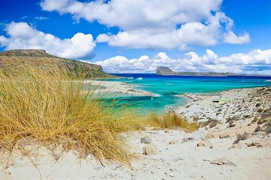 Kréta je největším z řeckých ostrovů.