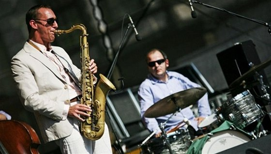 Zvuk saxofonů si letos budete moci vyslechnout od 15. do 26. července
