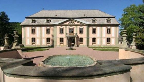 Některé z prostor potštejnského zámku byly zpřístupněny teprve nedávno