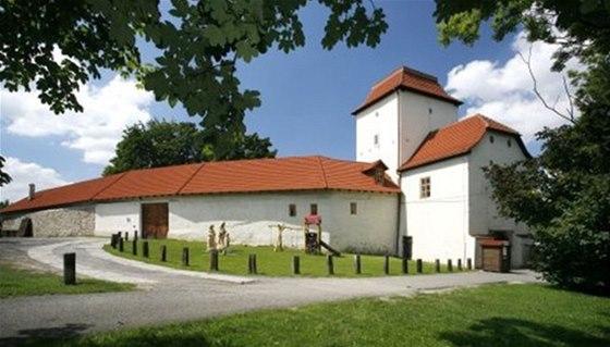 V areálu Slezskoostravského hradu bude otevřen kemp již od pondělí