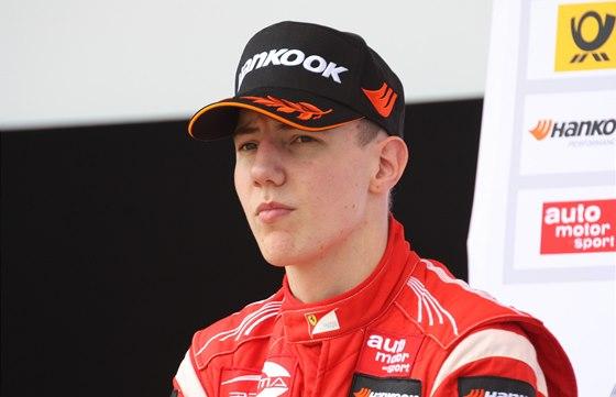 Raffaele Marciello vybojoval v Silverstonu své první pole position GP2, ale