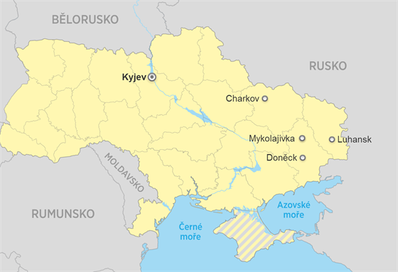 Mykolajivka, Don�ck� oblast, Ukrajina