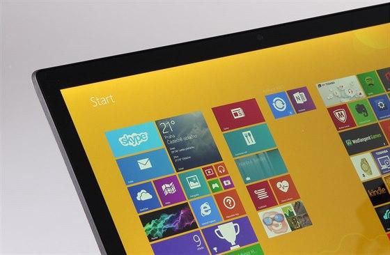 Displej IGZO z produkce Sharpu se 4K rozlišením nabízí opravdu excelentní...