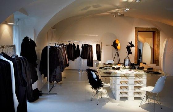 Oděvní galerie Heex oživila přízemí Konviktu.