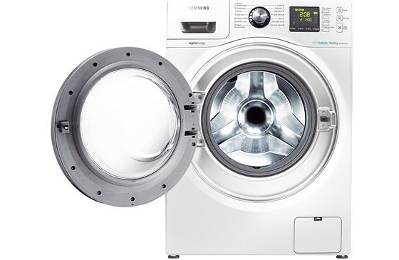 Pračka se sušičkou Samsung WD806U4SAWQ má 16 programů (12 pro praní, 4 pro