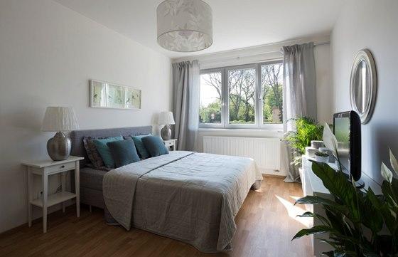 Rezidence RoSa - uk�zka ze vzorov�ho bytu 2+kk - lo�nice. �Francouzsk� styl�