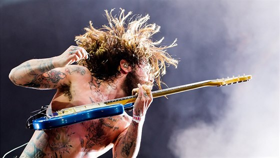 Biffy Clyro na Rock for People 2014.