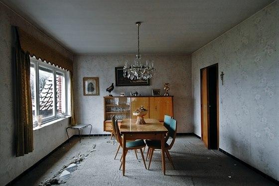 Vila v Belgii je jedním z příkladů, kdy pozůstalí dědicové nemají velký zájem o...