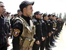 Ir��t� ��it� se hl�s� do boje proti bojovn�k�m Isl�msk�ho st�tu (6. �ervna 2014)