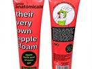 Sprchový gel s vůní jablek pro děti i dospělé, Anatomicals, 300 ml za cca 130 Kč