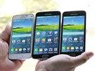 Samsung Galaxy S5 mini v porovnání se Samsungem Galaxy S5