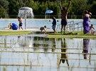 Radotín má nové přírodní koupaliště, které otevřelo na začátku prázdnin. O...