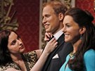 Princi Williamovi ubrali vlasy a nasadili nový oblek.