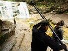 Postřehy z natáčení krkonošského videoklipu We are happy from... podle megahitu...