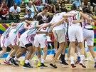 Maďarské basketbalistky slaví bronz MS do 17 let, v Plzni přehrály český výběr.