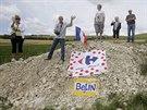 V�tej doma! Francouz�t� fanou�ci se do�kali, Tour de France se od �tvrt� etapy...