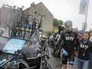 Chris Froome po pádu odstupuje z Tour de France.