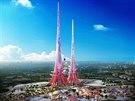 Číňané nejsou žádní troškaři, rádi se chlubí gigantickými stavbami, které se