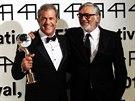 Mel Gibson s Křišťálovým glóbem za umělecký přínos světové kinematografii spolu...