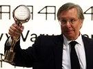 William Friedkin převzal Křišťálový globus za mimořádný umělecký přínos světové...