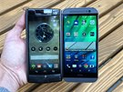 Vertu Signature a HTC One M8